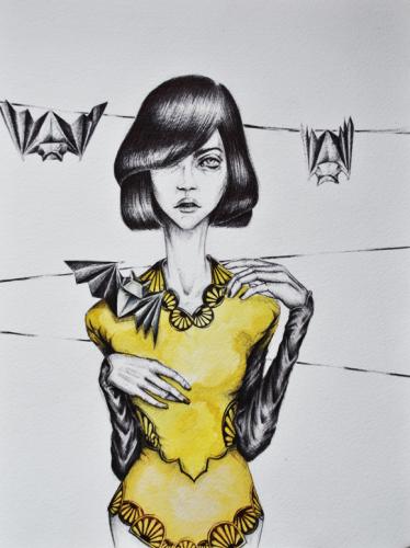 04 Chica murcielaos